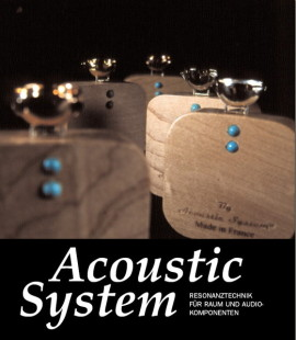 Acoustic System International Resonadores